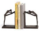Online Designer Living Room Contemporary Stretch Metal Book Ends