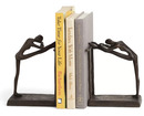 Online Designer Living Room Contemporary Stretch Metal Book Ends