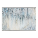 Online Designer Combined Living/Dining Hand Painted on Canvas Artwork