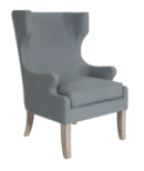 Online Designer Bedroom WING CHAIR