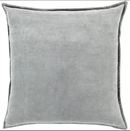 Online Designer Combined Living/Dining Bradford Smooth 100% Cotton Throw Pillow