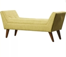 Online Designer Bedroom Serena Upholstered Bench
