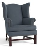 Online Designer Living Room Thatcher Upholstered Wingback Chair
