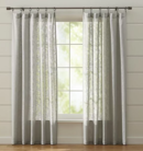 Online Designer Kids Room Lindstrom Grey Curtain Panel
