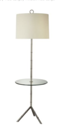 Online Designer Combined Living/Dining MEURICE TRAY TABLE FLOOR LAMP