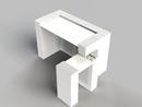 Online Designer Bedroom Simplicity Desk Kit W Return