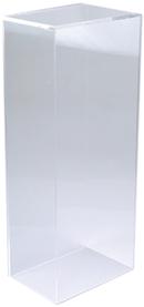 Online Designer Hallway/Entry Clear Acrylic Pedestal