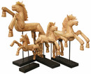 Online Designer Bedroom Groovystuff Hinged Horse Figurine Small