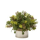 Online Designer Bedroom Faux Boxwood Plant in Pot