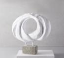 Online Designer Living Room Papier Mache Sculpture on Stand