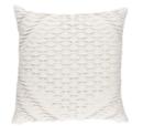 Online Designer Living Room Off White Pillow with polyester insert