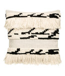 Online Designer Bedroom Textured-weave Cushion Cover