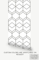 Online Designer Bedroom Simple Geometric /Regular Wallpaper /