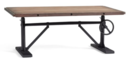 Online Designer Living Room PITTSBURGH CRANK COFFEE TABLE