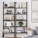 Online Designer Living Room Theo Ladder Bookcase