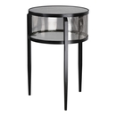 Online Designer Living Room Drum Side Table
