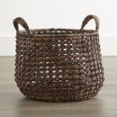 Online Designer Bedroom Zuzu Round Handwoven Basket