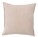 Online Designer Home/Small Office Beige Velvet Pillow Shell