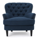 Online Designer Combined Living/Dining  	Parmelee Wingback Chair