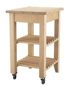 Online Designer Living Room BEKVÄM Kitchen cart, birch