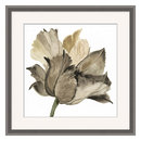 Online Designer Combined Living/Dining Shadow Floret Art - Print 2