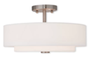 Online Designer Kids Room Joey 3 light semi flush mount