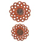 Online Designer Home/Small Office Warilla Medallions, S/2
