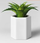 Online Designer Bedroom Artificial Small Aloe Plant with White Pot - Project 62™