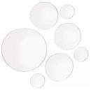 Online Designer Bedroom 7 Piece Round Glass Mirror Set