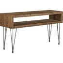 Online Designer Living Room BERINHARD 2-LEVEL CONSOLE TABLE NATURAL