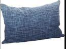 Online Designer Combined Living/Dining Lancaster Ombre Cotton Lumbar Pillow