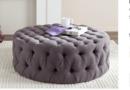 Online Designer Living Room Darby Ottoman