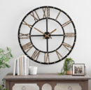 Online Designer Living Room Addison Open Face Clock, 30 in.