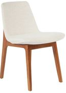 Online Designer Living Room Roermond Side Chair, Beige