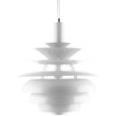 Online Designer Living Room White Stainless steel Chandelier