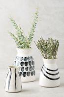 Online Designer Combined Living/Dining Kupia Handpainted Vase Set