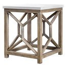 Online Designer Living Room Limestone End Table