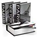 Online Designer Bedroom New York & Paris Destination Boxes - Set of 4