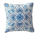 Online Designer Living Room Adya Suzani Print Pillow Cover