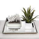 Online Designer Living Room Pascual Mirrored Tray