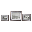 Online Designer Living Room Antique Mirror Photo Frames, S/3