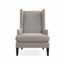 Online Designer Combined Living/Dining Luxe Wingback Chair