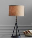 Online Designer Combined Living/Dining ORSON TABLE LAMP BASE