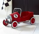 Online Designer Bedroom Red Retro Pedal Car