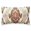 Online Designer Home/Small Office Istanbul Ikat Embroidered Pillow Cover