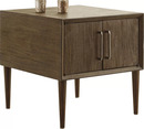Online Designer Living Room Napoleon End Table with Storage