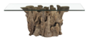 Online Designer Living Room Driftwood Coffee Table