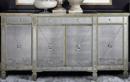 Online Designer Living Room Borghese Mirrored Buffet