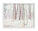 Online Designer Living Room frozen woods LIMITED EDITION ART  by Smile Peace Love