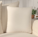 Online Designer Living Room Dugan Soft Suede Throw Pillows by Highland Dunes